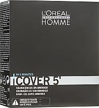 Parfumuri și produse cosmetice Gel pentru vopsirea părului - L'Oreal Professionnel Cover 5