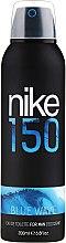 Parfumuri și produse cosmetice Nike Blue Wave - Deodorant spray