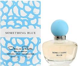 Parfumuri și produse cosmetice Oscar De La Renta Oscar Something Blue - Apă de parfum