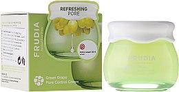 Parfumuri și produse cosmetice Cremă de față - Frudia Pore Control Green Grape Cream