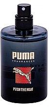 Parfumuri și produse cosmetice Puma Push The Heat - Apă de toaletă (tester fără capac)