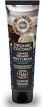Parfumuri și produse cosmetice Cremă hidratantă pentru picioare - Planeta Organica Organic Coconut Foot Cream