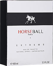 Parfumuri și produse cosmetice Horseball Horseball Extreme - Apă de toaletă
