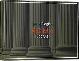 Parfumuri și produse cosmetice Laura Biagiotti Roma Uomo - Set (edt/125ml + a/sh/75ml)