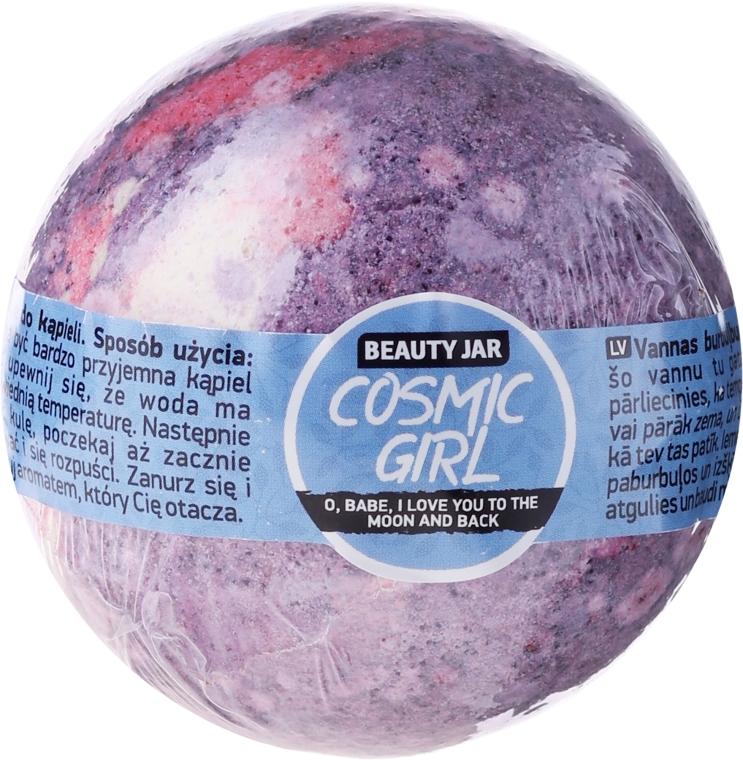 """Bilă efervescentă pentru baie """"Cosmos"""" - Beauty Jar Cosmic Girl"""