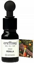 Parfumuri și produse cosmetice Ser facial cu ulei Perilla - Creamy Sensitive Perilla Serum