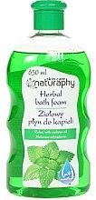 """Parfumuri și produse cosmetice Spumă de baie """"Melisa"""" - Bluxcosmetics Naturaphy Herbal Bath Foam"""
