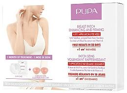 Parfumuri și produse cosmetice Patch-uri pentru ridicarea și creșterea volumului sânilor - Pupa Breast Patch Enhancing and Firming Set