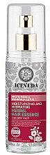Parfumuri și produse cosmetice Esență pentru păr - Natura Siberica Iceveda Arctic Rose&Maharaja Lotus Moisturizing and Hydrating Herbal Hair Essence