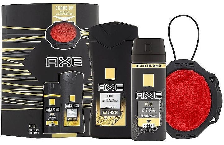Set - Axe Gold (deo/150ml + sh/gel/250ml) — Imagine N2