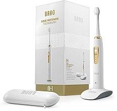 Parfumuri și produse cosmetice Periuță electrică de dinți - WhiteWash Laboratories Nano Sonic Whitening