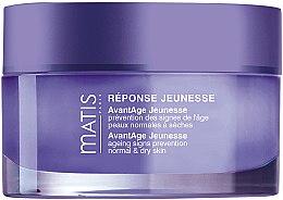Cremă facială anti-aging - Matis Reponse Jeunesse AvantAge Cream — Imagine N3