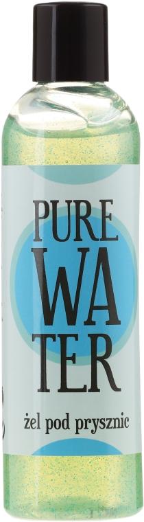 Gel de duș - Scandia Cosmetics Pure Water — Imagine N1