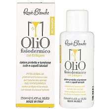 Parfumuri și produse cosmetice Ulei pentru păr și scalp - Renee Blanche Olio Fisiodermico Collagen Cleansing Oil
