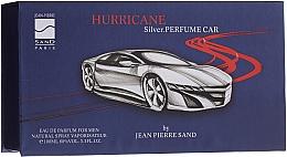Parfumuri și produse cosmetice Jean-Pierre Sand Hurricane Silver - Apă de parfum