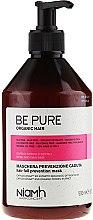 Parfumuri și produse cosmetice Mască împotriva căderii părului - Niamh Hairconcept Be Pure Hair Fall Prevention Mask