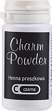 Parfumuri și produse cosmetice Henna pentru vopsirea sprâncenelor - Charmine Rose Charm Powder
