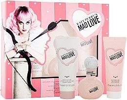 Parfumuri și produse cosmetice Katy Perry Katy Perry's Mad Love - Set (Edp/50ml + b/lotion/75ml + sh/gel/75ml)