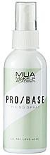 Parfumuri și produse cosmetice Spray fixator de machiaj - MUA Pro Base Fixing Spray