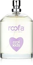 Parfumuri și produse cosmetice Roofa Cool Kids Zulima - Apă de toaletă
