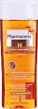 Parfumuri și produse cosmetice Șampon fortifiant pentru păr deteriorat - Pharmaceris H H-Keratineum Concentrated Strengthening Shampoo For Weak Hair