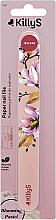 Parfumuri și produse cosmetice Pilă de unghii, carton - KillyS Blooming Pastel Paper