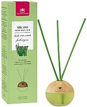 """Parfumuri și produse cosmetice Difuzor aromatic """"Iarbă"""" - Cristalinas Mikado Reed Diffuser"""