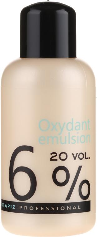 Oxidant cremos pentru păr 6% - Stapiz Professional Oxydant Emulsion 20 Vol