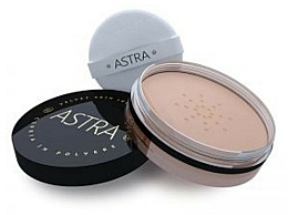 Parfumuri și produse cosmetice Pulbere pentru față - Astra Make-Up Velvet Skin Loose Powder