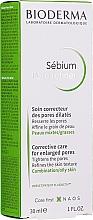 Parfumuri și produse cosmetice Concentrat pentru îngustarea porilor - Bioderma Sebium Pore Refiner