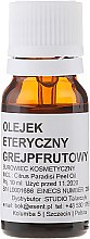 "Parfumuri și produse cosmetice Ulei esențial ""Grapefruit"" - Esent"