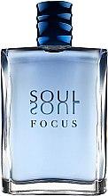 Parfumuri și produse cosmetice Oriflame Soul Focus - Apă de toaletă