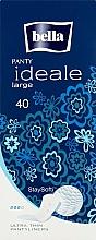 Parfumuri și produse cosmetice Absorbante de fiecare zi Panty Ideale Ultra Thin Large Stay Softi, 40 bucăți - Bella