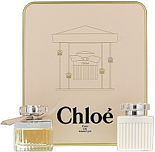 Parfumuri și produse cosmetice Chloe - Set (edp 50 + b/l 100)
