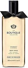 """Parfumuri și produse cosmetice Gel de duș """"Grapefruit și Verbină"""" - Grace Cole Boutique Grapefruit & Verbena Body Wash"""