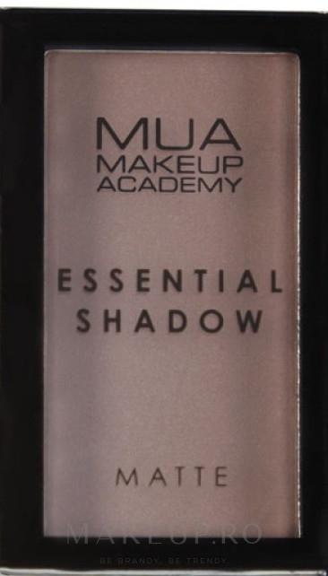 Fard de ochi - MUA Essential Shadow Matte — Imagine Burnt Umber