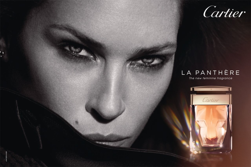 Cartier La Panthere - Deodorant — Imagine N2