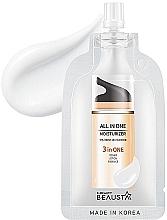 Parfumuri și produse cosmetice Cremă intensiv hidratantă pentru față - Beausta All In One Moisturize