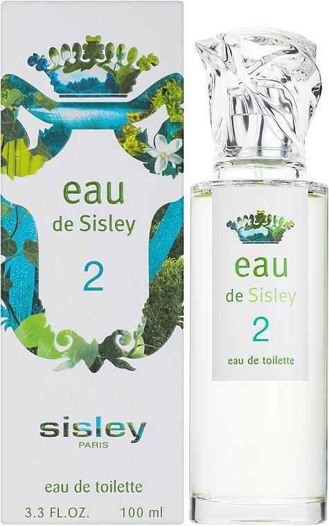 Sisley Eau de Sisley 2 - Apă de toaletă — Imagine N2