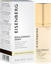 Parfumuri și produse cosmetice Ser facial - Jose Eisenberg Moisturising Smoothing Serum