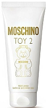 Parfumuri și produse cosmetice Moschino Toy 2 - Gel de duș