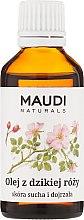 Parfumuri și produse cosmetice Ulei de trandafir - Maudi