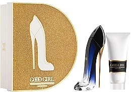 Parfumuri și produse cosmetice Carolina Herrera Good Girl Legere - Set (edp/80ml + b/lot/100ml)