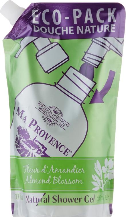 """Gel de duș """"Migdale"""" - Ma Provence Shower Gel Almond (Supliment) — Imagine N1"""