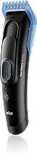 Parfumuri și produse cosmetice Mașină de tuns părul, neagră - Braun HairClipper HC5010 Black