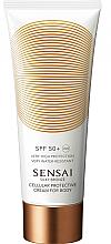 Parfumuri și produse cosmetice Cremă de protecție solară pentru corp SPF50 - Kanebo Sensai Silky Bronze Cellular Protective Cream For Body