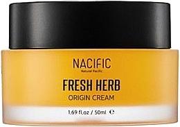 Parfumuri și produse cosmetice Cremă de față - Nacific Fresh Herb Origin Cream