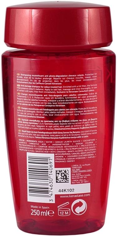Șampon pentru păr vopsit - Kerastase Bain Apres Soleil — Imagine N3