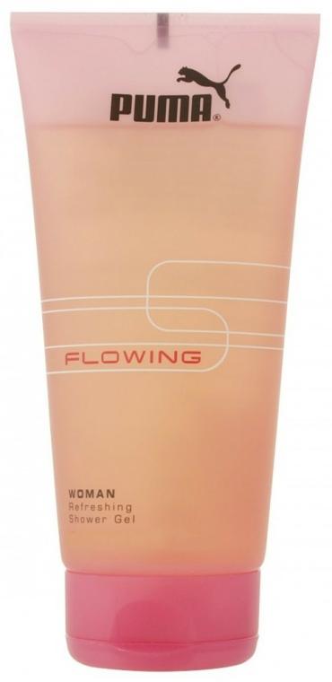 Puma Flowing Woman - Gel de duș — Imagine N1