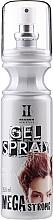 Parfumuri și produse cosmetice Gel-spray de păr, fixare puternică - Hegron Gel Spray Megastrong